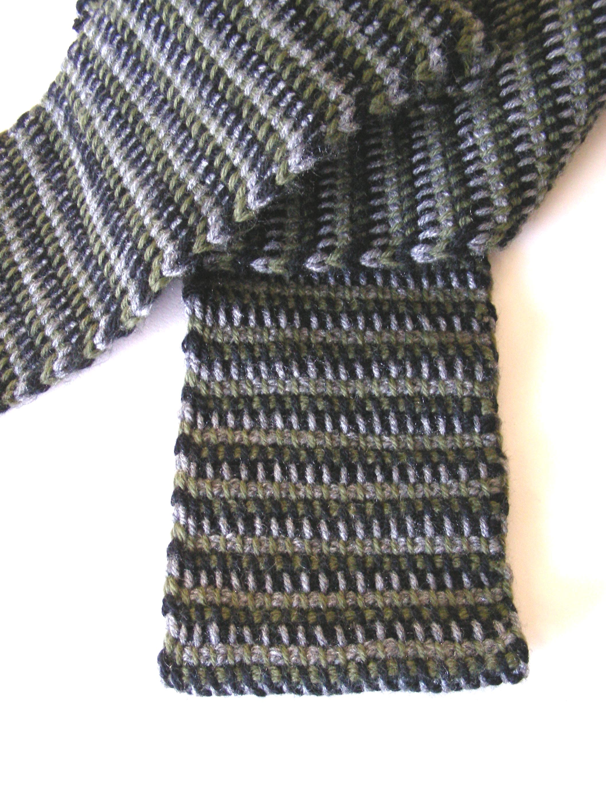 CROCHET KNIT PATTERN SCARF - Crochet ? Learn How to Crochet